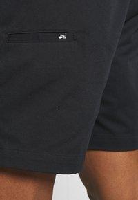 Nike SB - PULL ON UNISEX - Shorts - black - 4