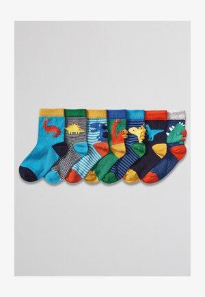 7 PACK  - Socks - blue