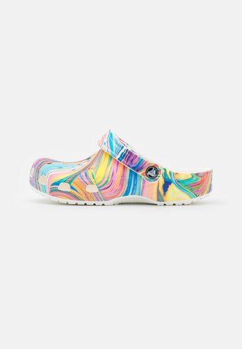 CLASSIC OUT OF THIS WORLD - Mules - multicolor/white