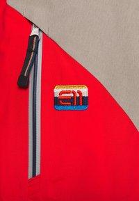 State of Elevenate - MENS BACKSIDE JACKET - Ski jacket - red - 10