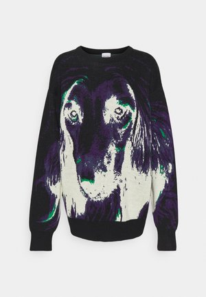 WOMENS JUMPER - Pullover - black