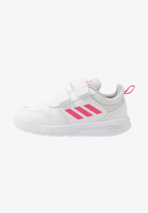 TENSAUR UNISEX - Sports shoes - footwear white/real pink