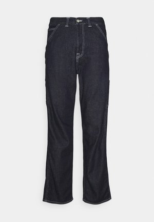 OPERATE PANT - Džíny Relaxed Fit - blue rinsed