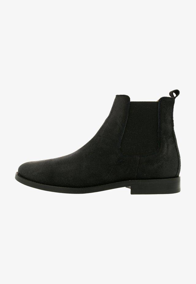 JAN B AMS S - Korte laarzen - black