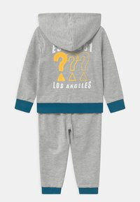 Guess - HOODED ACTIVE SET - Tracksuit - bleu/moroccan blue - 1