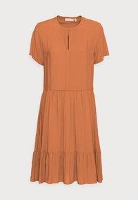 VIKSA DRESS - Day dress - honey