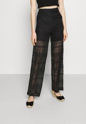 VITELLA PANT - Pantaloni - black