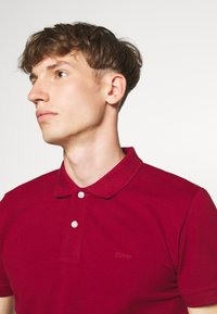Esprit - Koszulka polo - bordeaux red - 3