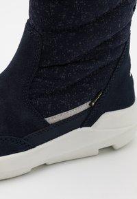 Superfit - TWILIGHT - Winter boots - blau - 5