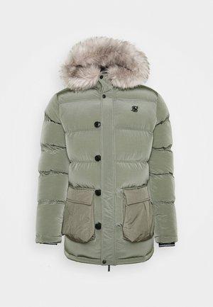 STOP PUFF - Vinterfrakker - khaki