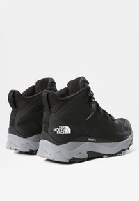 The North Face - W VECTIV EXPLORIS MID FUTURELIGHT - Chaussures de marche - tnf black/meld grey - 2