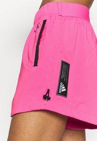 adidas Performance - SHORT - Sports shorts - pink - 4