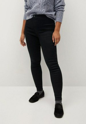 TANIA - Jeans Skinny Fit - black denim
