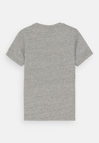Scotch & Soda - LOGO - Print T-shirt - grey melange - 1