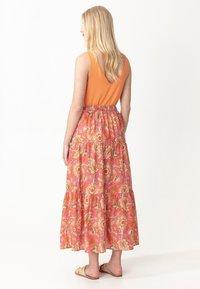 Indiska - ZOE - A-line skirt - pink - 3