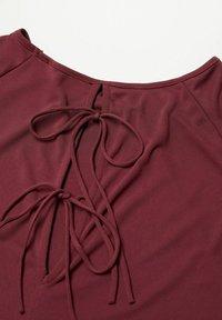 Violeta by Mango - Day dress - granatrot - 6