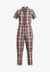 RVCA - Overall / Jumpsuit /Buksedragter - red - 4