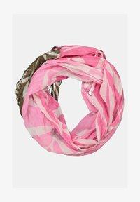 Snood - kräftiges pink
