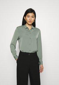 Anna Field - Button-down blouse - green - 0