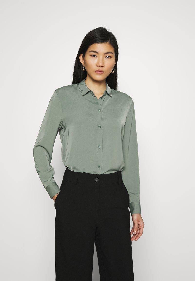 Anna Field - Button-down blouse - green