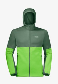 Jack Wolfskin - Soft shell jacket - leaf green - 3