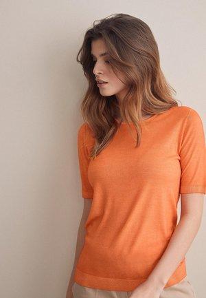 Jumper - orange  arancio
