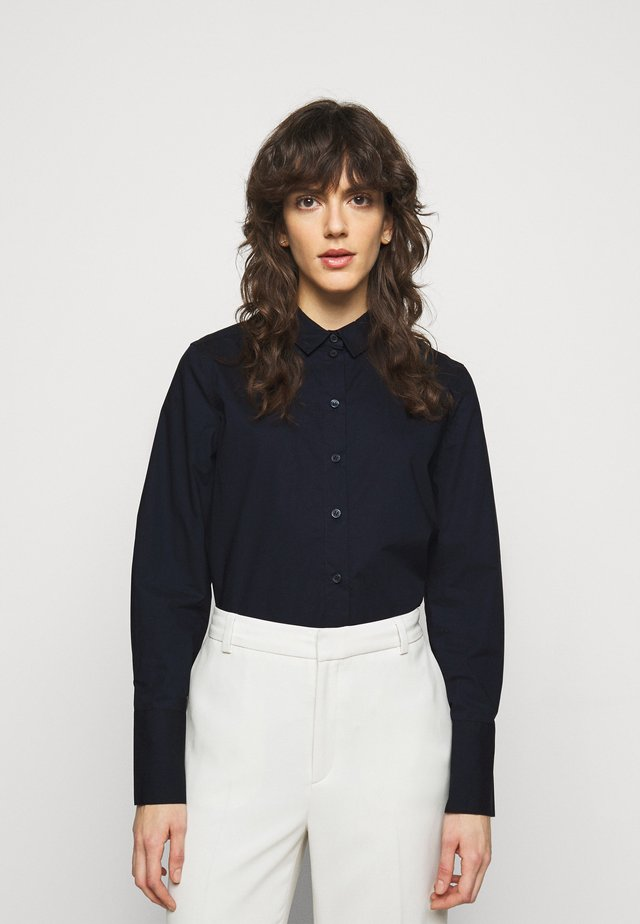 CALANI - Button-down blouse - sky captain