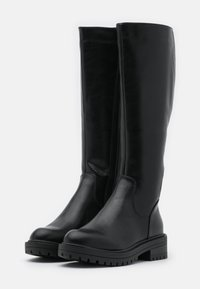 New Look - PADDED CHUNKY  - Boots - black - 2