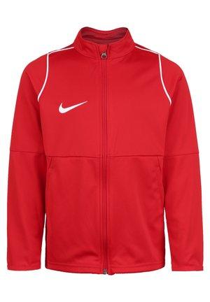 PARK 20 DRY TRAININGSJACKE HERREN - Training jacket - university red / white