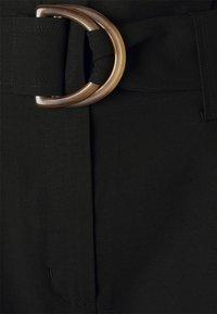Vero Moda - VMORLA PANTS - Trousers - black - 5