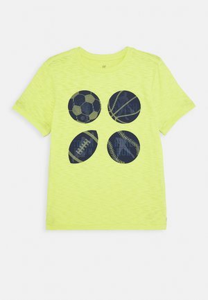 BOY - T-shirts print - phosphorus