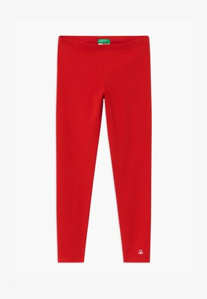 EUROPE GIRL - Legging - red