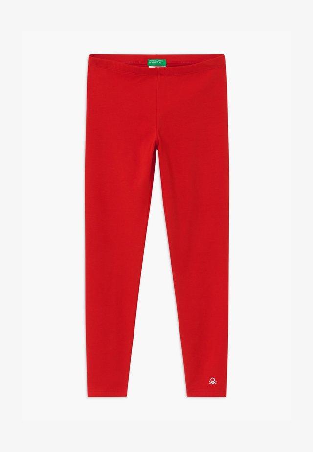 EUROPE GIRL - Legging - red