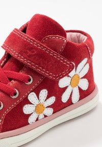 Lurchi - SIBBI - High-top trainers - red - 5