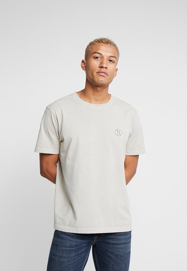 UNO - T-shirt basic - beige