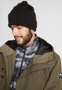 O'Neill - TRIPPLE STACK BEANIE - Gorro - black out - 3