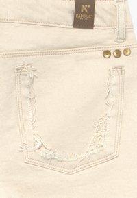 Kaporal - Denim shorts - offwhite - 3