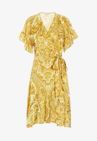 Dea Kudibal - AUDREY - Day dress - paisley yellow - 3