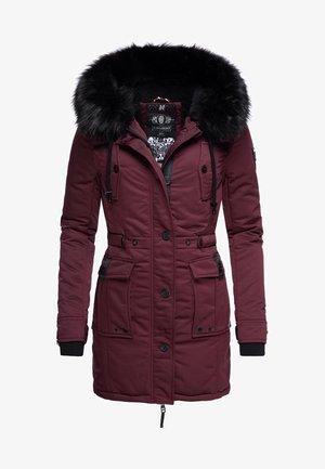 LULUNA - Winter coat - burgundy