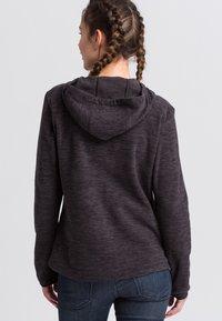 Erima - Zip-up hoodie - black - 2