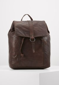 Spikes & Sparrow - Rucksack - dark brown - 0