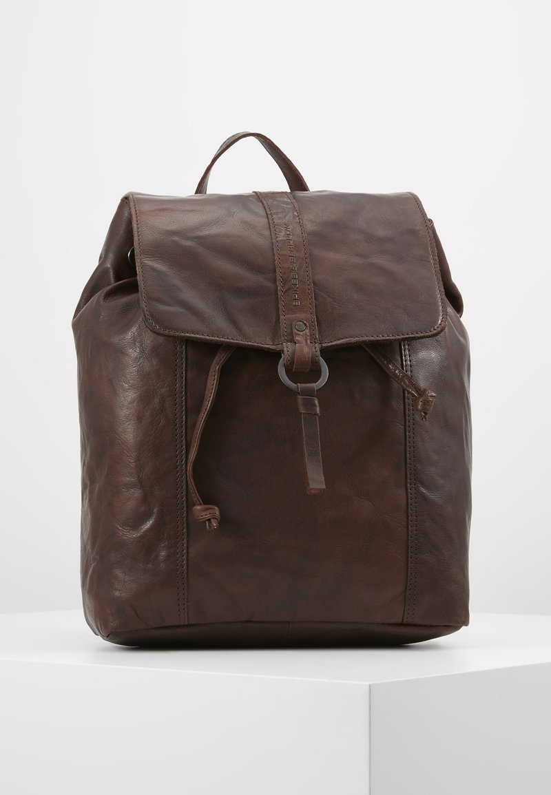 Spikes & Sparrow - Rucksack - dark brown