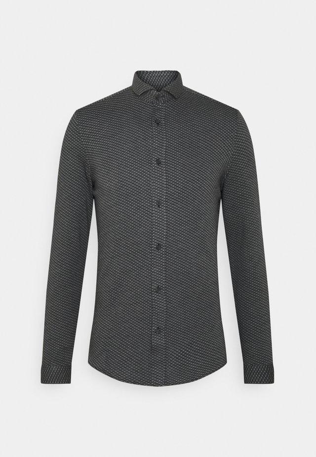 SOLO - Koszula - grau