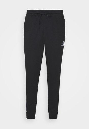 Pantaloni sportivi - black/white
