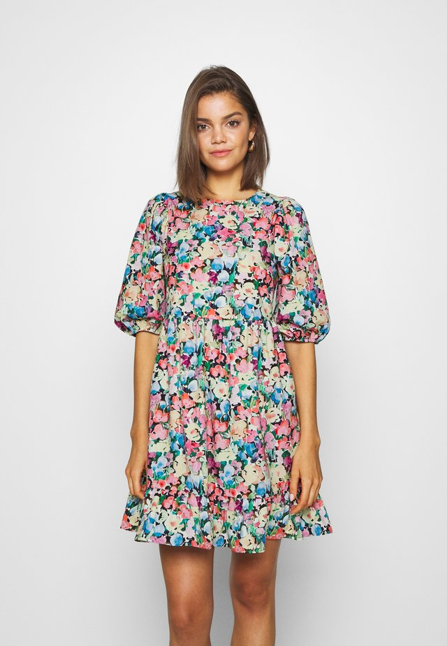 SOSSO DRESS - Korte jurk - multi-coloured