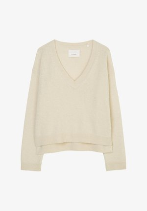 Jumper - chalky sand
