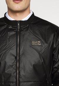 EA7 Emporio Armani - GIUBBOTTO - Chaqueta de entretiempo - black - 6