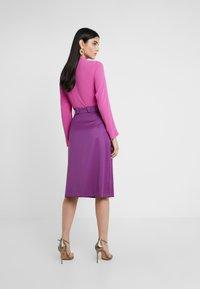 Escada - REAA - Áčková sukně - violetta - 2