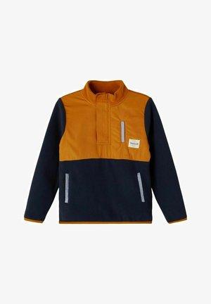 Fleece jacket - dark sapphire