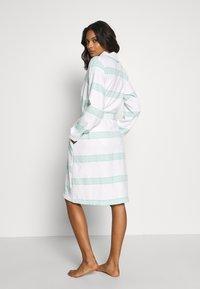 TOM TAILOR - HAMAM BATHROBE - Dressing gown - mint - 2